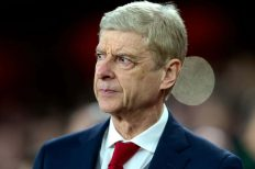 Arsène Wenger to leave of the Arsenal a season